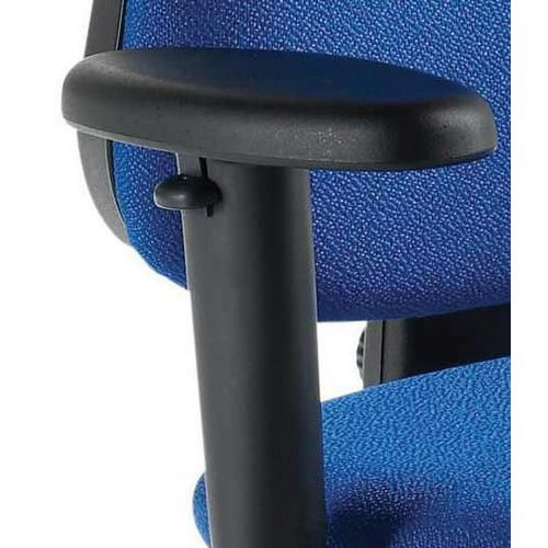 Adjustable Arm Rests for Upholstered Operator Chairs