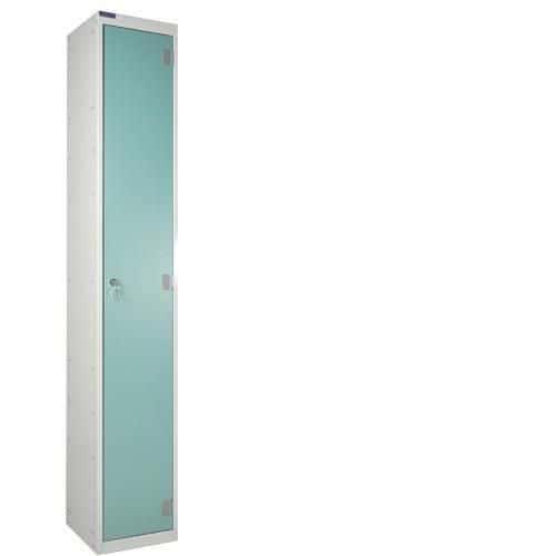 Laminate Lockers Single Door - 1800x300x450mm
