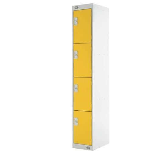 Storage Lockers 4 Door - 1800x450x450mm