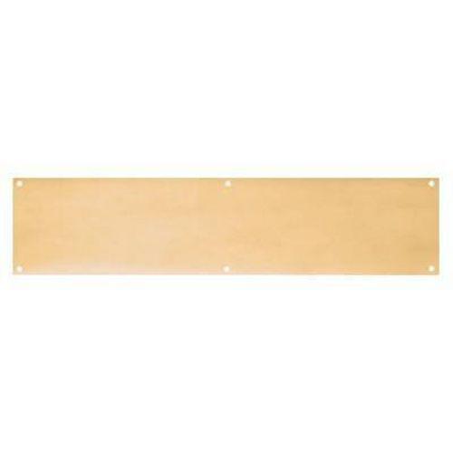 Kick Plate - 900 x 200 x 1.5mm - Polished Brass