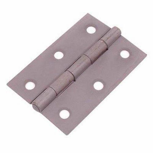 Steel Hinge - 100 x 67mm - Sheradised