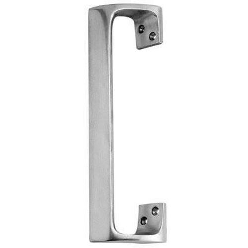 Budget Offset Pull Handle - 225mm - Aluminium
