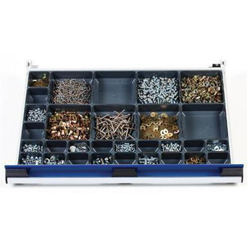 Moulded Plastic Dividers for Drawers 800x525mm