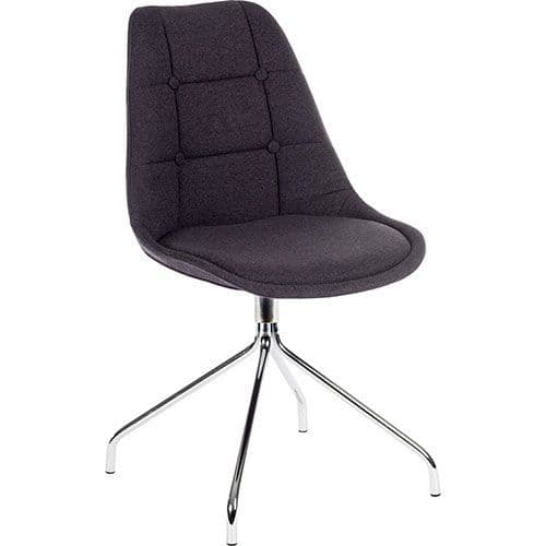 Everest Upholstered Breakout Chairs Pack of 2