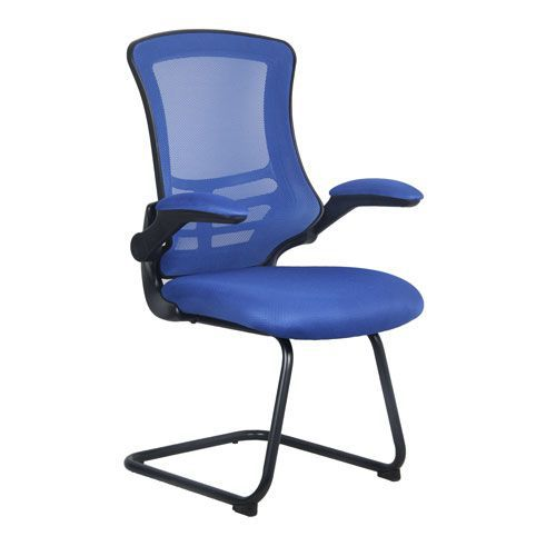 Bundle of 4 Luna Cantilever Meeting Room Chairs