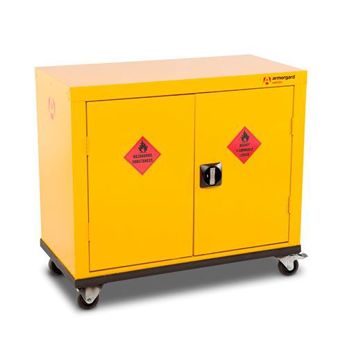 Armorgard Safestor Mobile COSHH Cabinet