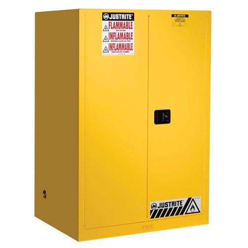 Justrite Self Close Flammable Storage Cabinet 1651x1092x864mm