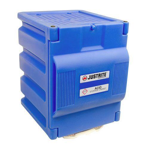 Justrite Counter Top Corrosive Chemical Storage Cabinet