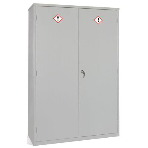 COSHH Hazardous Chemical Storage Cabinet HxW 1830x1220mm