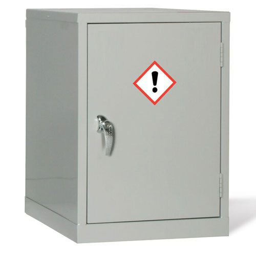 Small COSHH Hazardous Storage Cabinet - 760x457mm