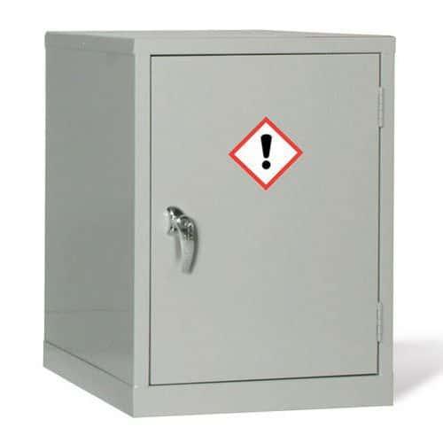 Mini COSHH Hazardous Storage Cabinet - 610x457mm