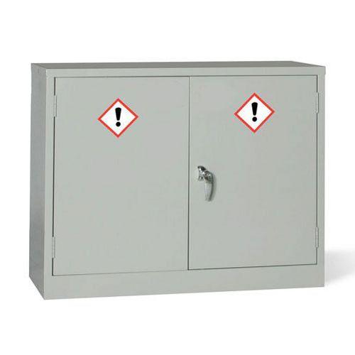 Stackable Hazardous Material Cabinets - 710x915mm