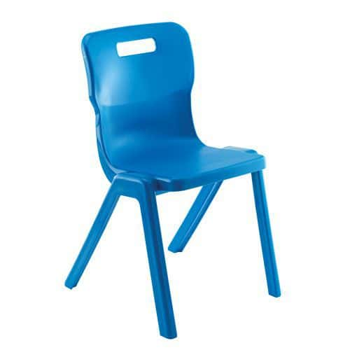 Titan One Piece Chair 9-13 Years