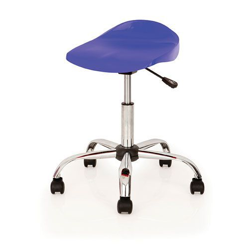Titan Swivel Stool 5 - 11 Years with Glides