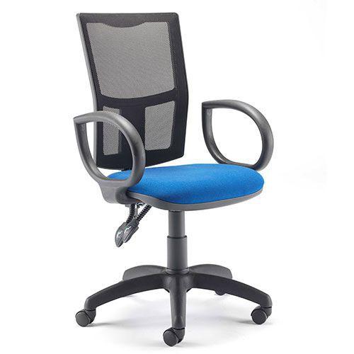 Meteoroid Mesh Back Operator Chair