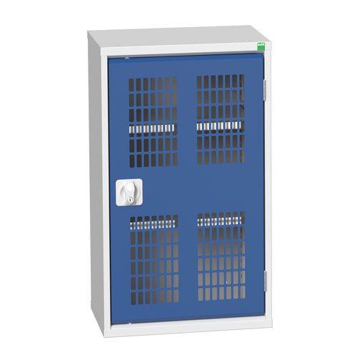 Bott Verso 2 Shelf Ventilated Metal Storage Cupboard WxD 525x350mm