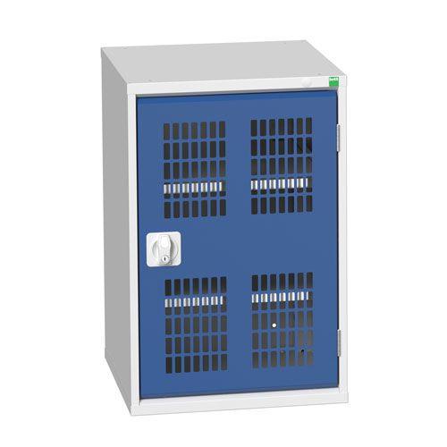 Bott Verso 2 Shelf Ventilated Metal Storage Cupboard WxD 525x550mm