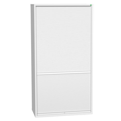Bott Verso 3 Shelf Roller Door Metal Storage Cabinet HxW 2000x1050mm