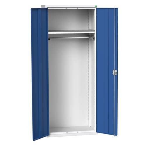 Bott Verso PPE Cupboard With 1 Shelf HxW 2000x800mm