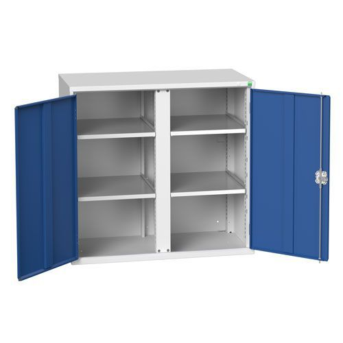 Bott Verso 4 Shelf PPE Cupboard 1000x1050x550mm