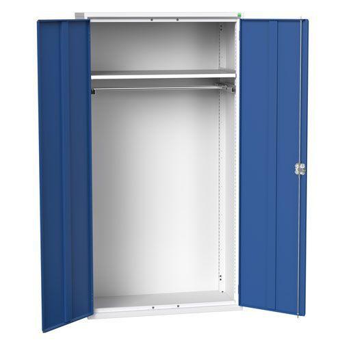 Bott Verso 1 Shelf PPE Cupboard HxW 2000x1050mm