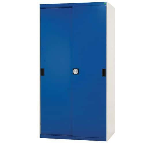 Bott Cubio Sliding Door Metal Storage Cabinet HxW 1600x1300mm