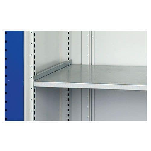 Bott Cubio Galvanised Steel Extra Shelving Kit 1300x500mm