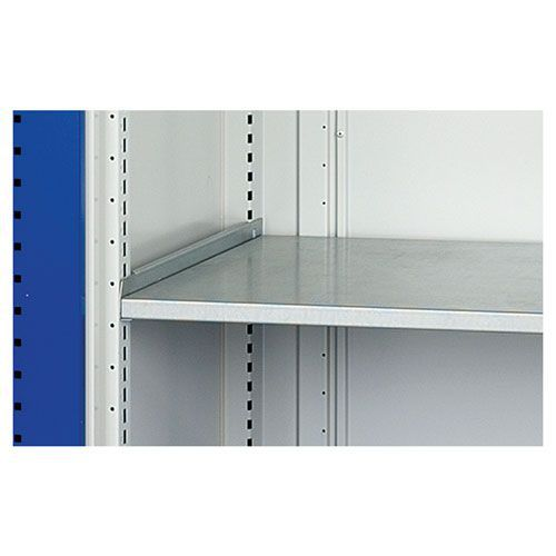 Bott Cubio Galvanised Steel Shelving Kit 1300x650mm