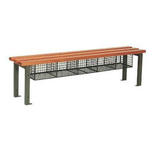 Single Sided Benches