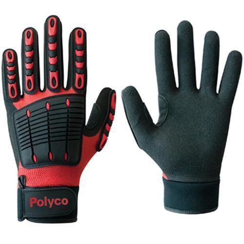 Polyco Multi Task E Impact Protection Gloves - 1 Pair