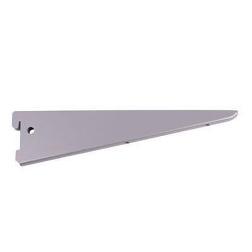 Aspect Twin Slot Bracket - 220mm - Silver
