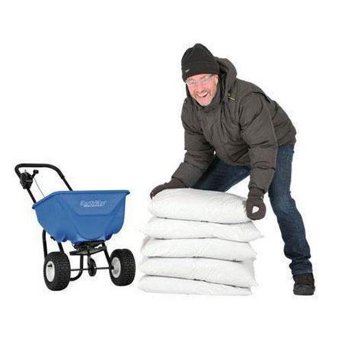 30kg Spreader & Salt Starter Kit