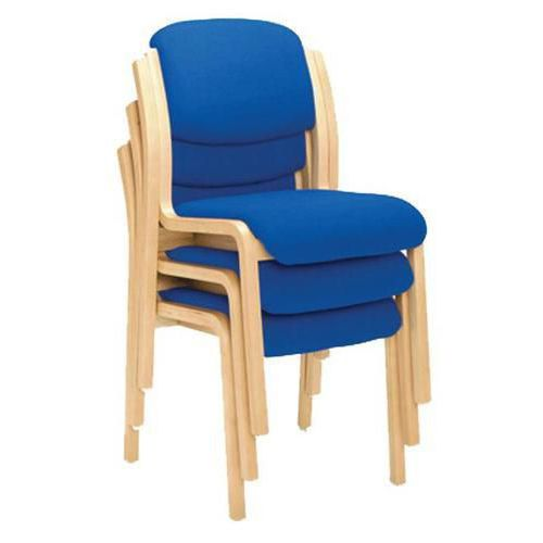 Princeton Wooden Framed Meeting Room Chairs