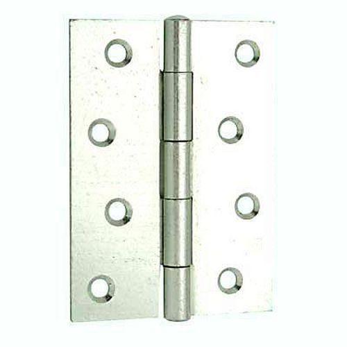 Steel Hinge - 75 x 50mm - Zinc Plated