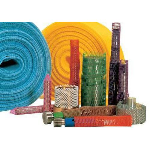 Plastic Packaging Nets - Stretchable Mesh Rolls