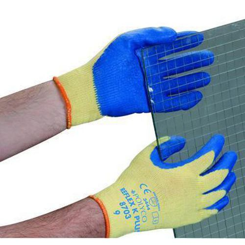 Kevlar® Latex Grip Gloves