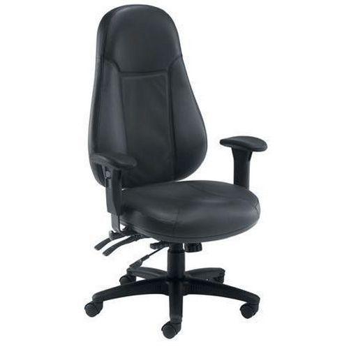 Adur Heavy Duty Leather Executive Office Chair