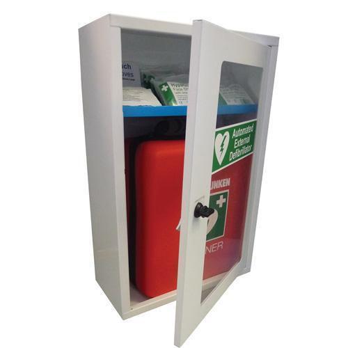 Defibrillator Wall Cabinet