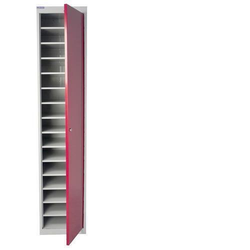 Laptop Lockers - 15 Doors - 1800x380x450mm
