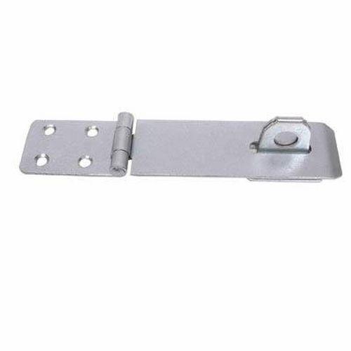 Hasp And Staple >> Light Duty Safety Hasp Staple 150mm Ironmongery Manutan Uk