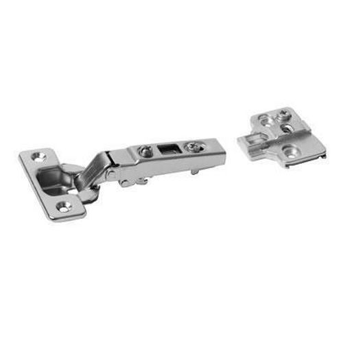 Motion Clip-On Cabinet Hinge - 110 - Overlay
