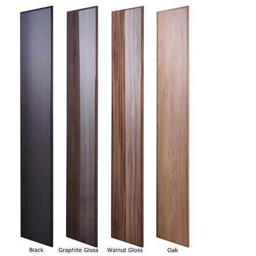 Executive Locker End Panels - 1800x380x380mm