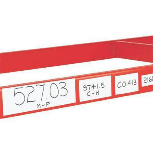Magnetic Easy Wipe Location Labels