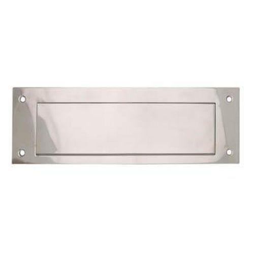 Altro Inner Letter Tidy - 330 x 100mm - Satin Stainless Steel