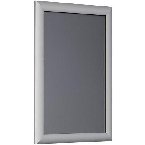 Castor poster frame - Aluminium