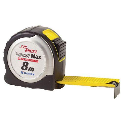 Powermax tape measures