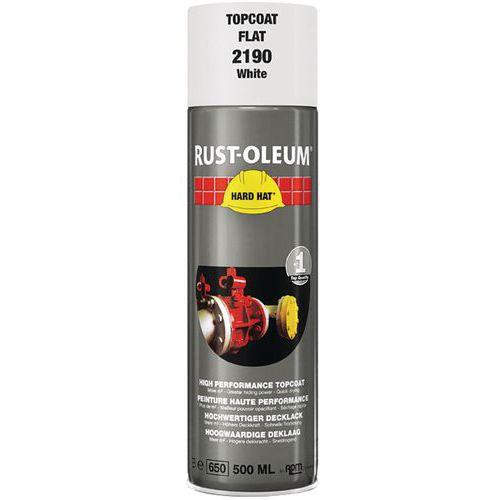 Hard Hat aerosol topcoat - 500ml - Rust-Oleum