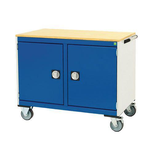 Bott Cubio Mobile Workbench With MPX Worktop HxWxD 885x1050x525mm