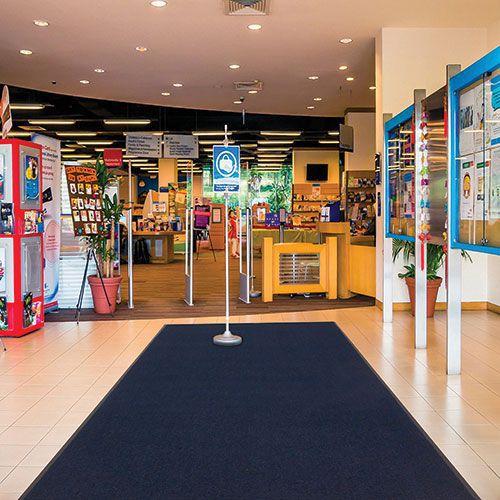 Heavy Duty Plush Indoor Entrance Mats