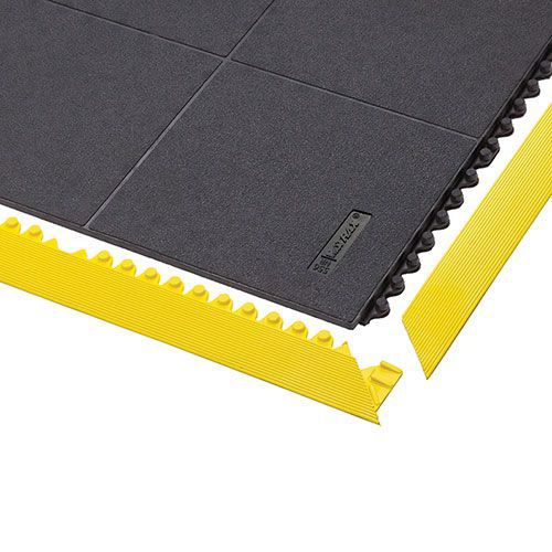Interlocking Anti-Fatigue Tiles & Edges